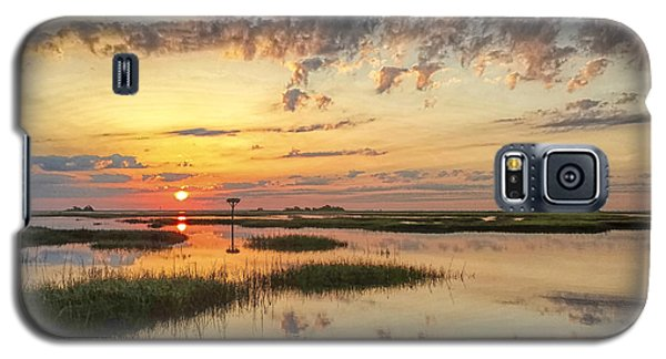 Sunrise Sunset Photo Art - Go In Grace Galaxy S5 Case