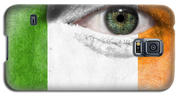 Galaxy S5 Case featuring the photograph Go Ireland by Semmick Photo