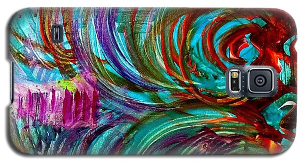 Go With The Flow Galaxy S5 Case