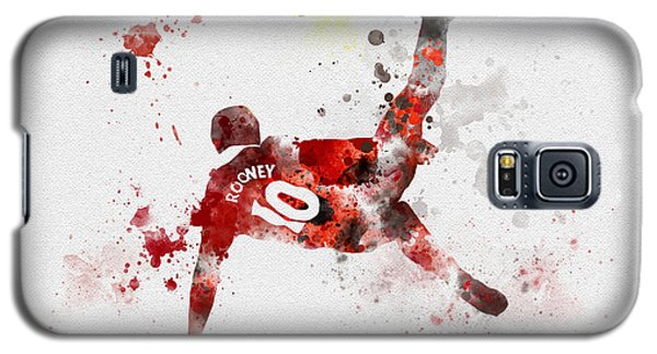 Goal Of The Season Galaxy S5 Case by Rebecca Jenkins
