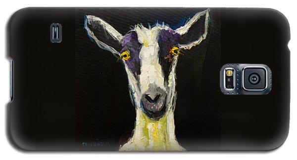 Goat Gloat Galaxy S5 Case