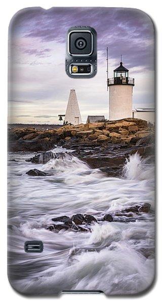 Goat Island Lighhouse Galaxy S5 Case