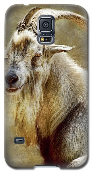 Goat Portrait Galaxy S5 Case