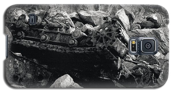Goat Rock Tractor Jenner California Galaxy S5 Case