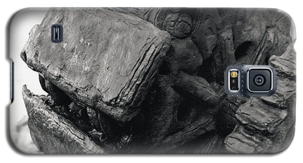 Goat Rock Tractor Tread Jenner California Galaxy S5 Case