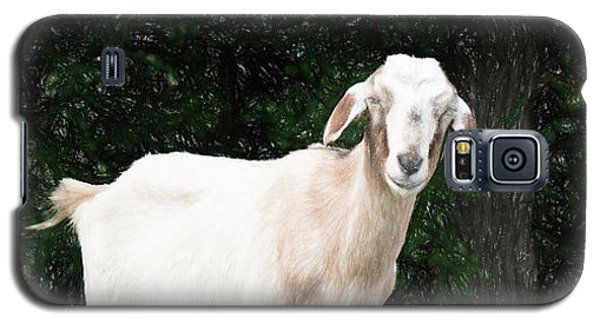 Goat Smile Galaxy S5 Case
