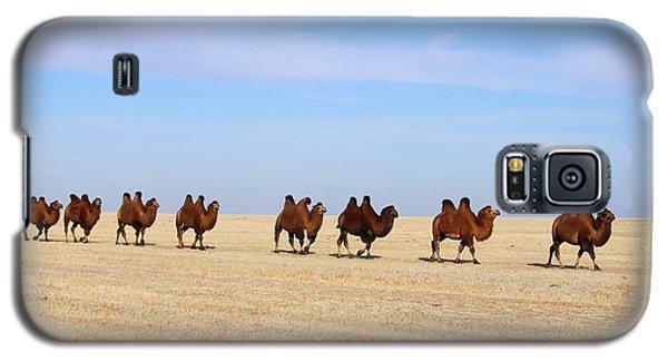 Gobi Camels Galaxy S5 Case