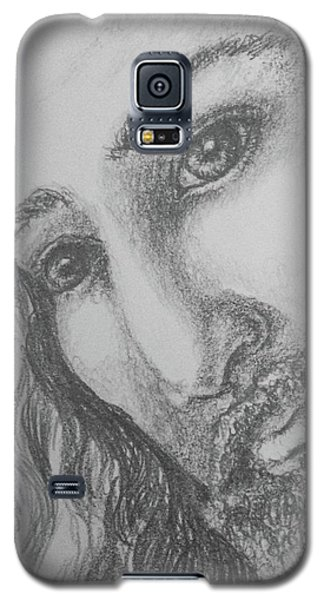 God Became Man Galaxy S5 Case