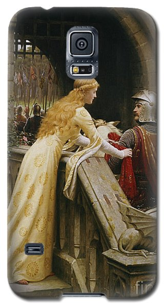 Fantasy Galaxy S5 Case - God Speed by Edmund Blair Leighton