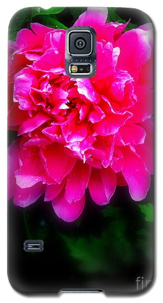 Galaxy S5 Case featuring the photograph God The Artist by Greg Moores