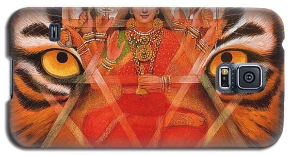 Goddess Durga Galaxy S5 Case
