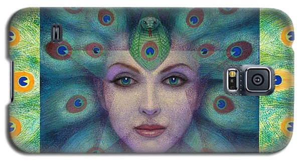 Goddess Isis Visions Galaxy S5 Case by Sue Halstenberg