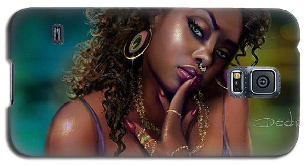 Goddess Kali Galaxy S5 Case