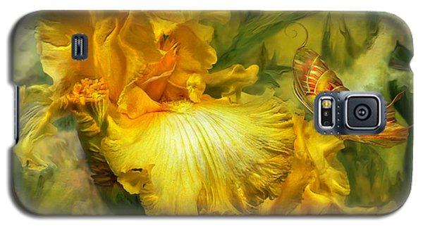 Goddess Of Summer Galaxy S5 Case