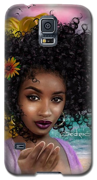 Goddess Oshun Galaxy S5 Case