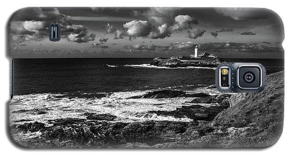 Godrevy Lighthouse 2 Galaxy S5 Case
