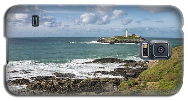 Godrevy Lighthouse 3 Galaxy S5 Case