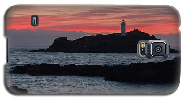 Godrevy Lighthouse Galaxy S5 Case
