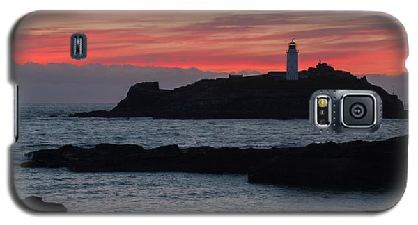 Godrevy Lighthouse Galaxy S5 Case