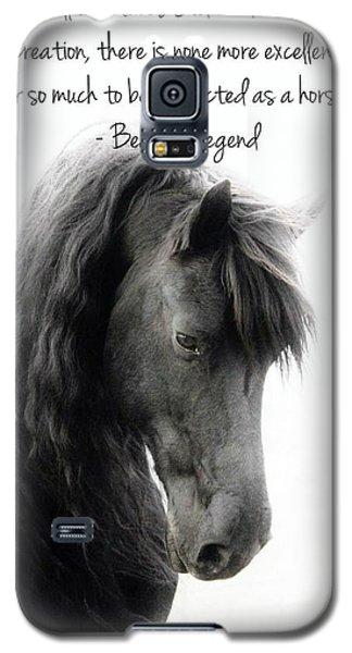 God's Creation Galaxy S5 Case