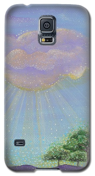 God's Grace Galaxy S5 Case by Tanielle Childers