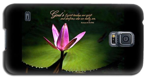 God's Spirit Galaxy S5 Case