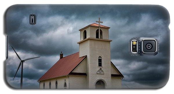 God's Storm Galaxy S5 Case by Darren White