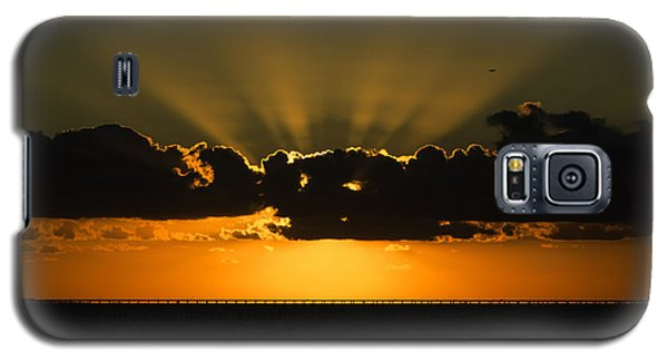 God's Wi-fi Signal Galaxy S5 Case