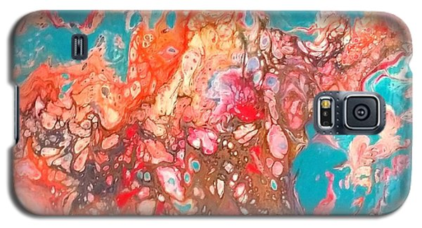 Waiting For Irma Galaxy S5 Case