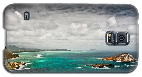 Going Coastal Galaxy S5 Case by Mitch Shindelbower