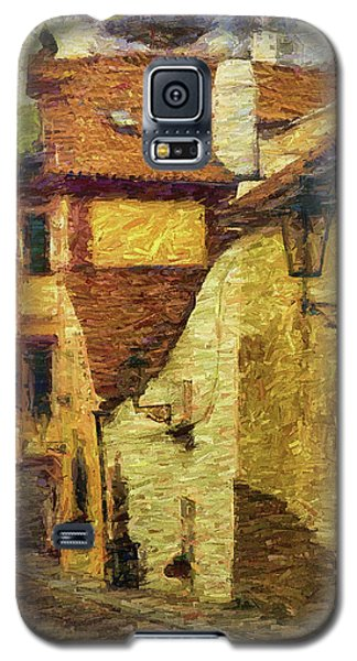 Going Downhill And Round The Bend Galaxy S5 Case