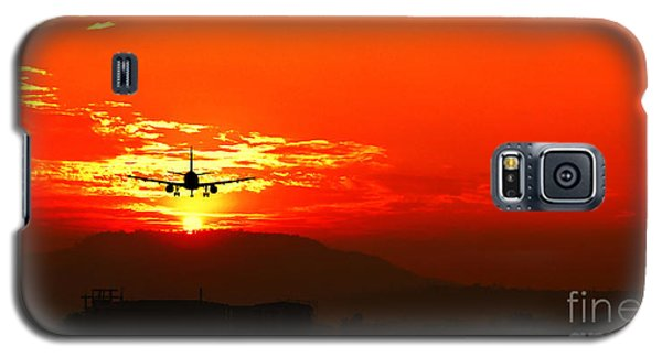 Going Home Galaxy S5 Case by Charuhas Images