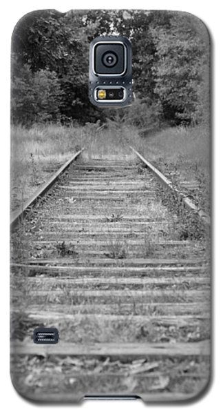 Galaxy S5 Case featuring the photograph Going Nowhere by Corinne Rhode