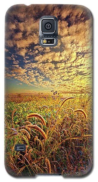 Going To Sleep Galaxy S5 Case
