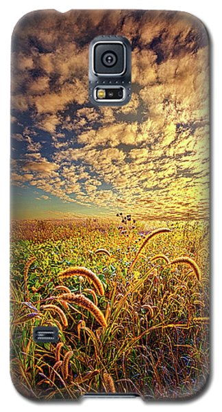 Going To Sleep Galaxy S5 Case