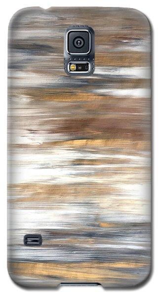 Gold Coast #22 Landscape Original Fine Art Acrylic On Canvas Galaxy S5 Case