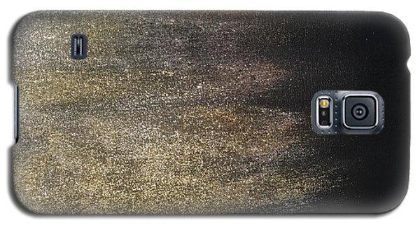 Gold Dusty Night Galaxy S5 Case