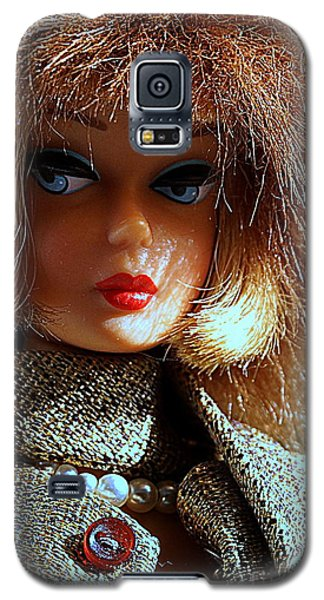 Gold N Glamour Galaxy S5 Case