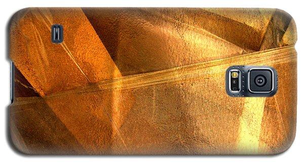 Gold Still Galaxy S5 Case