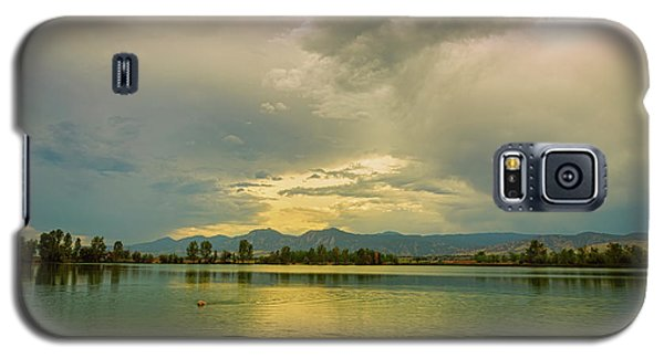 Galaxy S5 Case featuring the photograph Golden Afternoon by James BO Insogna