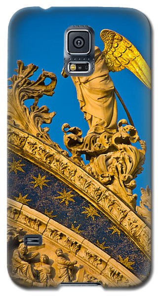 Golden Angel Galaxy S5 Case