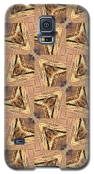 Golden Arrowheads Galaxy S5 Case