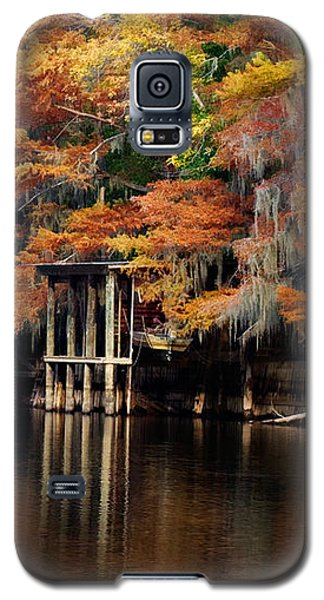 Golden Bayou Galaxy S5 Case by Lana Trussell