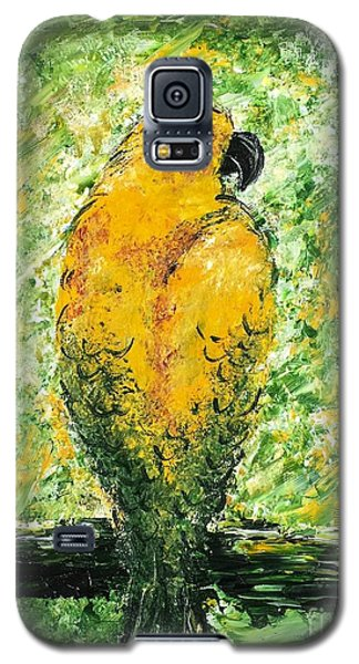 Golden Bird Galaxy S5 Case