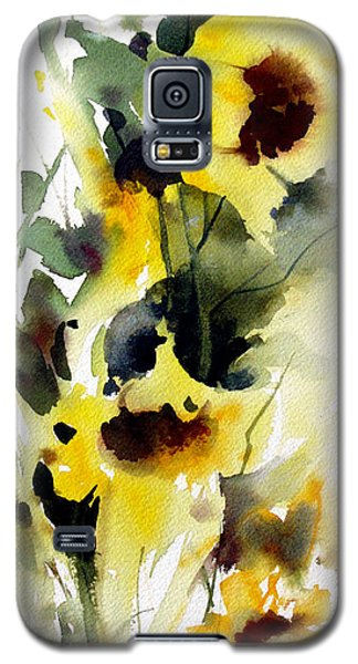 Golden Bow Galaxy S5 Case by Rae Andrews