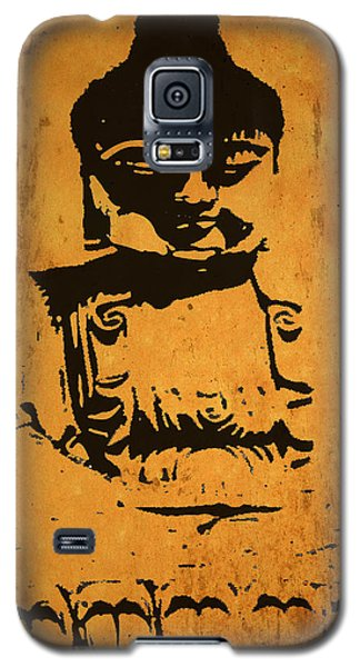 Golden Buddha Galaxy S5 Case by Kandy Hurley