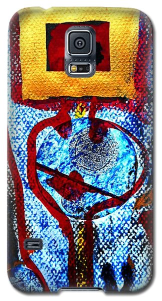 Golden Child-2 Galaxy S5 Case