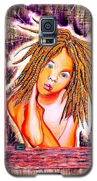 Golden Child Galaxy S5 Case by Julie Hoyle