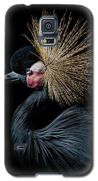 Golden Crown Galaxy S5 Case