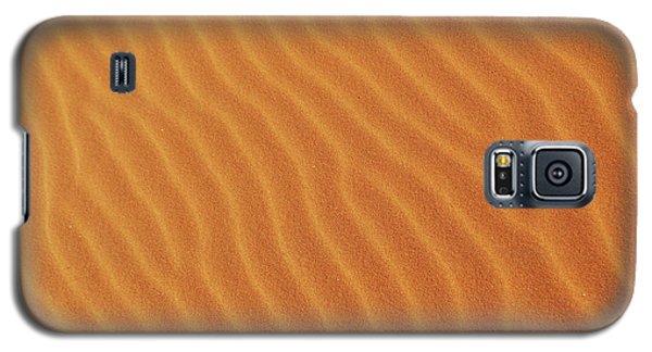 Golden Desert Sands Galaxy S5 Case